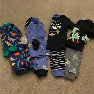 Other - Assortment of 12 month Pajamas